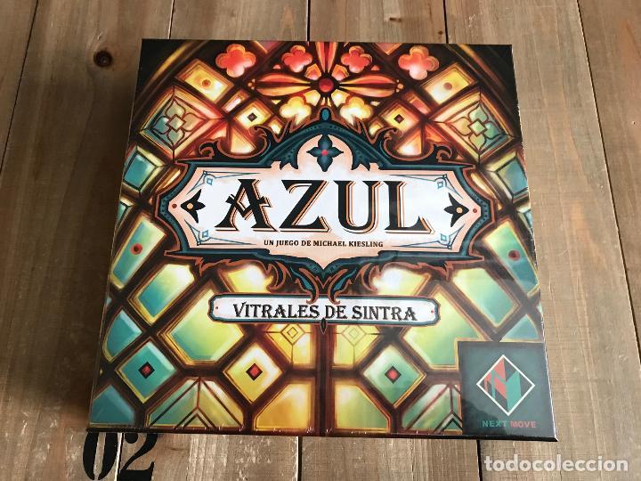 JUEGO DE MESA - AZUL VITRALES DE SINTRA - NEXT MOVE - ASMODEE - EUROGAME - PRECINTADO (Juguetes - Juegos - Juegos de Mesa)