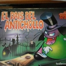 Juegos de mesa: JUEGO DE MESA EL PAIS DEL ANTICHOLLO DEL UN, DOS ,TRES. Lote 159579838