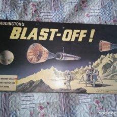 Juegos de mesa: BLAST-OFF ! 1960 WADDINGTONS COMPLETO INGLÉS. Lote 159695686