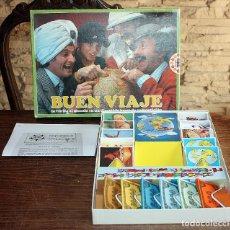 Juegos de mesa: BUEN VIAJE - EDUCA - AÑOS 70 / 80 - MADE IN SPAIN. Lote 159765854