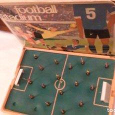 Juegos de mesa: ANTIGUO JUEGO FOOTBALL STADIUM DE PERMA. Lote 159807886