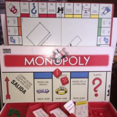 Juegos de mesa: MONOPOLY. Lote 178882280