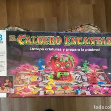 Juegos de mesa: EL CALDERO ENCANTADO. Lote 159899858