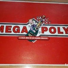 Juegos de mesa: MEGA POLY. Lote 159979614