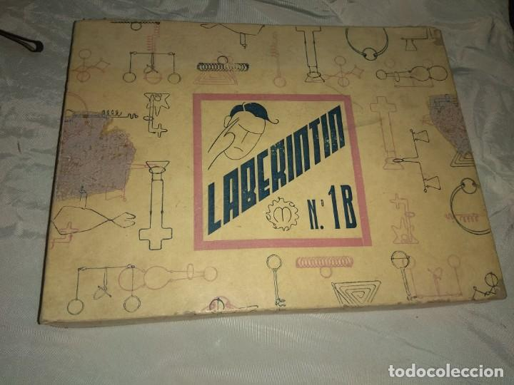 JUEGO DE HABILIDAD LABERINTIN N°1B (Juguetes - Juegos - Juegos de Mesa)