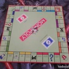 Juegos de mesa: MONOPOLY. CALLES DE MADRID. TABLERO DE JUEGO. BUEN ESTADO. RARO. Lote 160461362
