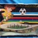 Juegos de mesa: FÚTBOL MUNDIAL DE RIMA AÑOS 80. LEER. Lote 160687273