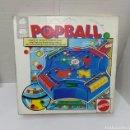 Juegos de mesa: POPBALL MATTEL. NUEVO EN CAJA. FUNCIONA. SIN JUGAR. 1989. COMPLETO. REF 6400. Lote 160717968