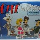 Juegos de mesa: JUEGO DE MESA CAFÉ INTERNATIONAL MATTEL 1990, NUEVO. Lote 160722345