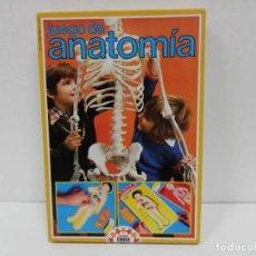 Juegos de mesa: JUEGO DE ANATOMÍA EDUCA 1980- PRECINTADO ALMACEN. Lote 160759966