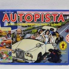 Juegos de mesa: JUEGO AUTOPISTA EDUCA 1982-PRECINTADO ALMACEN. Lote 160760074