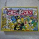 Juegos de mesa: MONOPOLY THE SIMPSONS - PARKER . Lote 160781030