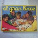 Juegos de mesa: EL GRAN LINCE - EDUCA - 1987. Lote 160781398