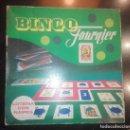 Juegos de mesa: BINGO FOURNIER COMPLETO. Lote 160795590