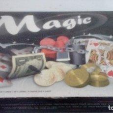 Juegos de mesa: GAR- JUEGO DE MESA MAGIC CLOSE UP 2 INICIACION A LA MAGIA PROFESIONAL NO ESTA COMPLETO VER FOTOS. Lote 160846626