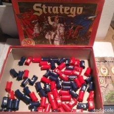 Juegos de mesa: JUEGO DE MESA STRATEGO ORIGINAL,JUMBO. Lote 160874142