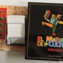 Juegos de mesa: JUEGO - EL MARATON DE LA CULTURA - ARM01. Lote 160881234
