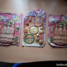 Juegos de mesa: 3 BLISTER DE JUEGOS DE KIOSCO. Lote 161148986
