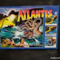 Juegos de mesa: ATLANTIS - JUEGO DE MESA - BORRAS - NUEVO SIN INSTRUCCIONES. Lote 178874456