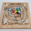 Juegos de mesa: JUEGO DE LA OCA - KING - MADERA - ARM01. Lote 161291478