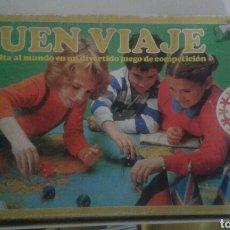 Juegos de mesa: BUEN VIAJE DE EDUCA JUEGO DE MESA AÑOS 80.. Lote 161307934