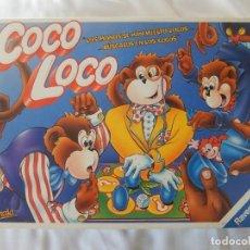 Juegos de mesa: COCO LOCO. FAMOSA. 1994. FABRICADO EN ALEMANIA. RAVENSBURGER.. Lote 174535575