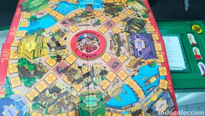 Juegos de mesa: Juego misterio de Pekin. Parker - Foto 2 - 161537658