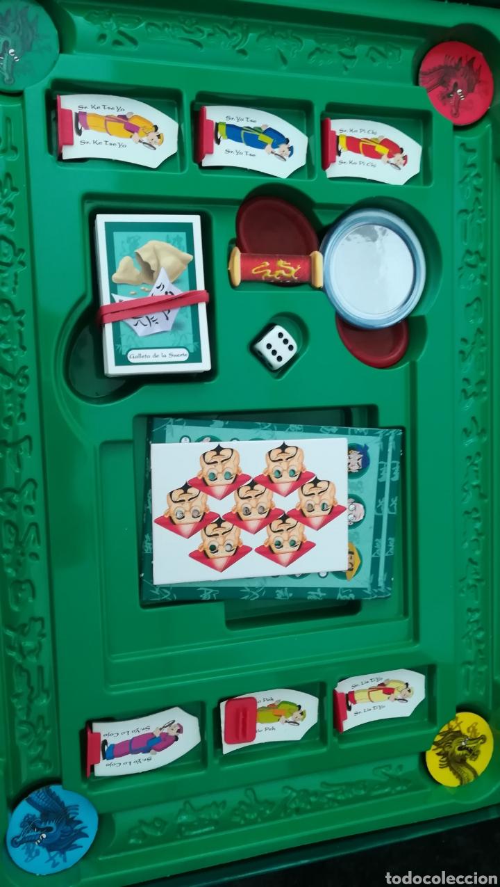 Juegos de mesa: Juego misterio de Pekin. Parker - Foto 3 - 161537658