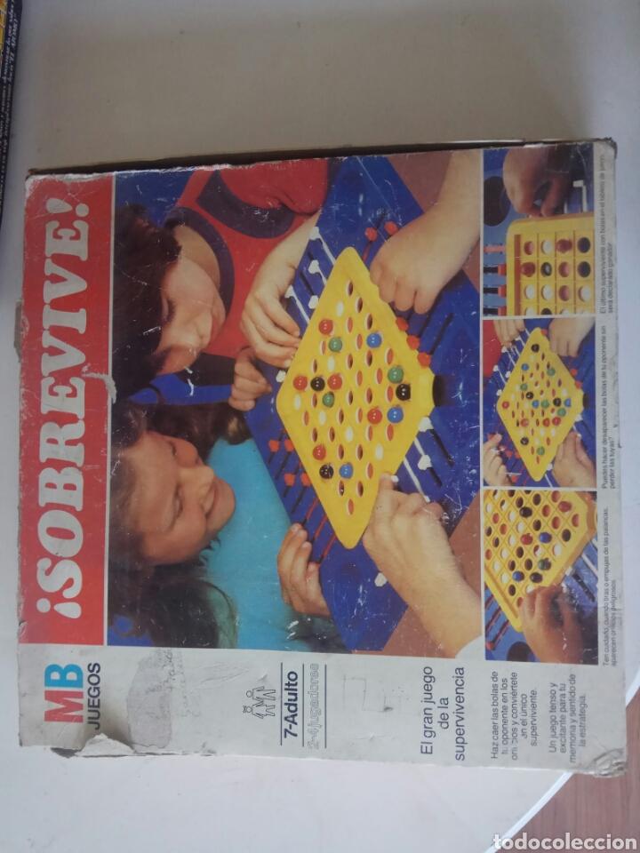 Juegos de mesa: lote juegos de mesa años 80/ game. - Foto 4 - 161619742
