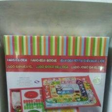 Juegos de mesa: JUEGO DE MESA PARCHÍS -OCA.. Lote 161991608