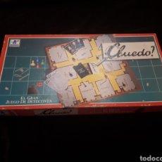 Juegos de mesa: JUEGO DE MESA CLUEDO BORRÁS. Lote 162136954