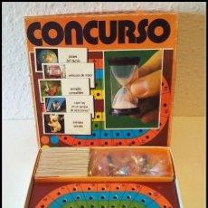 Juegos de mesa: JUEGO MESA CONCURSO AÑOS 70. Lote 162410262