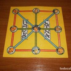 Juegos de mesa: GEYPER JUEGOS REUNIDOS: TABLERO TRES EN RAYA. Lote 162460854