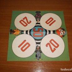 Juegos de mesa: GEYPER JUEGOS REUNIDOS: TABLERO JUEGO DIANA. Lote 162460966