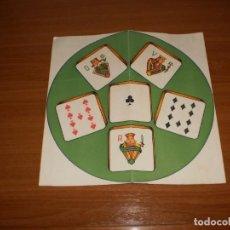 Juegos de mesa: GEYPER JUEGOS REUNIDOS: TABLERO DADOS. Lote 162461030