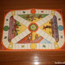 Juegos de mesa: GEYPER JUEGOS REUNIDOS: ANTIGUO TABLERO KE-TE-KO-JO JUEGO INFANTIL. Lote 162462378