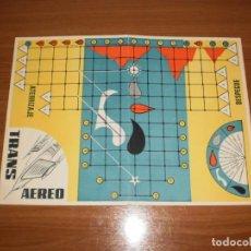 Juegos de mesa: GEYPER JUEGOS REUNIDOS: ANTIGUO TABLERO TRANSAEREO. Lote 162462430