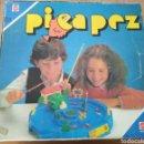 Juegos de mesa: JUEGO PICAPEZ PICA PEZ MATTEL JUGUETE DE PESCA AÑO 83 - JUGUETE VINTAGE. Lote 162934046