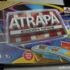 Juegos de mesa: JUEGO ATRAPA VERSION JUNIOR. Lote 163139782