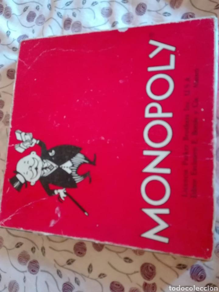 MONOPOLY (Juguetes - Juegos - Juegos de Mesa)