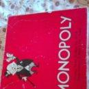 Juegos de mesa: MONOPOLY. Lote 163449433