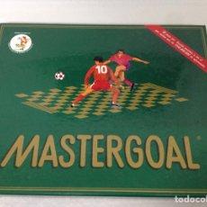 Juegos de mesa: MASTERGOAL. Lote 163626026