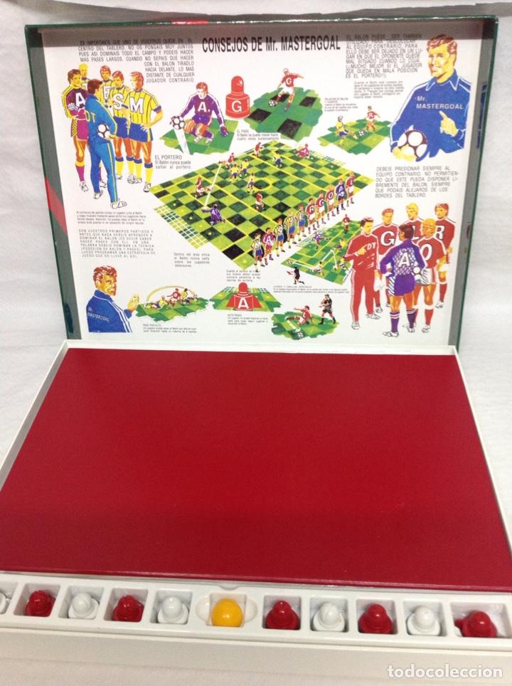 Juegos de mesa: Mastergoal - Foto 2 - 163626026