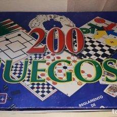 Juegos de mesa: 200 JUEGOS. Lote 163766346