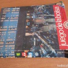 Juegos de mesa: EDUCA: EL JUEGO DE LA BOLSA. Lote 163775602