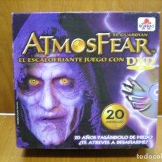 Juegos de mesa: JUEGO DE MESA ATMOSFERA. EDUCA BORRAS 2011. Lote 163929510