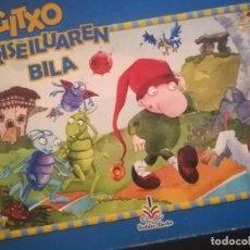 Juegos de mesa: ARGITXO JUEGO EN EUSKERA . Lote 163939270
