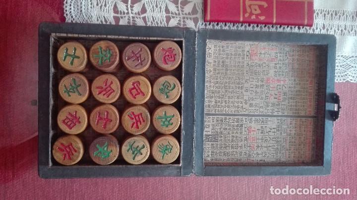 Juegos de mesa: JUEGO CHINO CREO QUE AJEDREZ O DAMAS - Foto 2 - 164589922