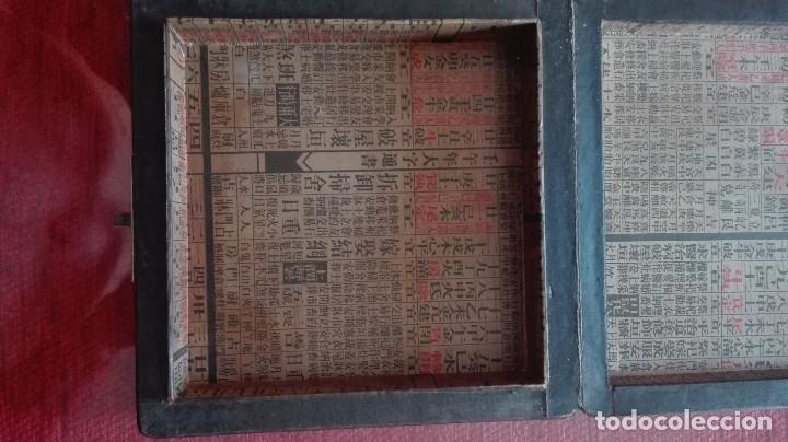 Juegos de mesa: JUEGO CHINO CREO QUE AJEDREZ O DAMAS - Foto 4 - 164589922