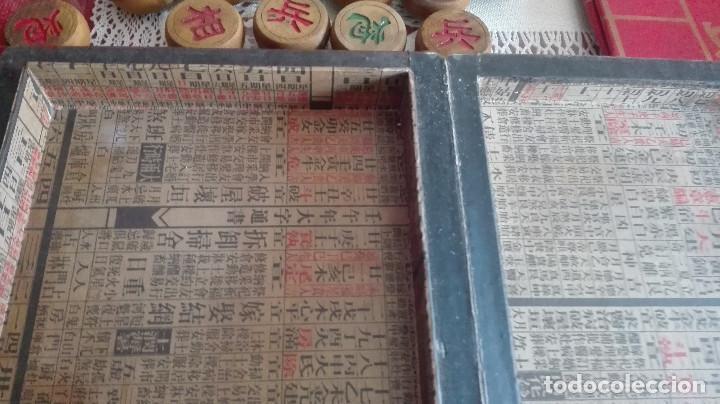 Juegos de mesa: JUEGO CHINO CREO QUE AJEDREZ O DAMAS - Foto 5 - 164589922